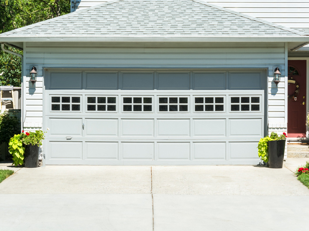 Garage Door on the Fritz?